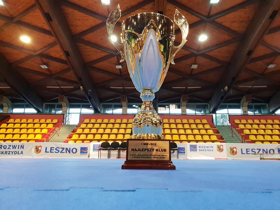XXVIII Leszczyńskie Mistrzostwa Karate