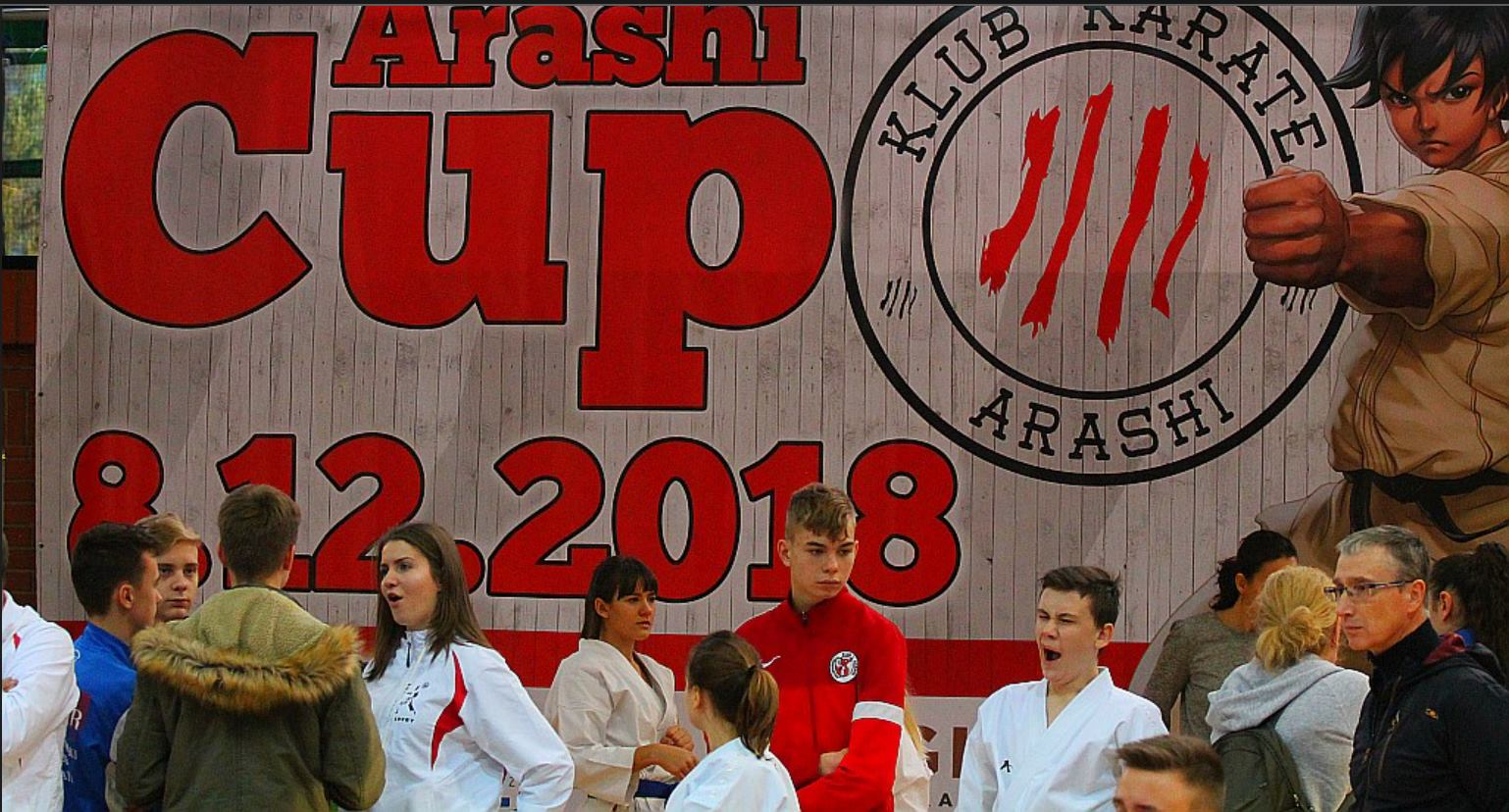 ARASHI CUP – Legnica