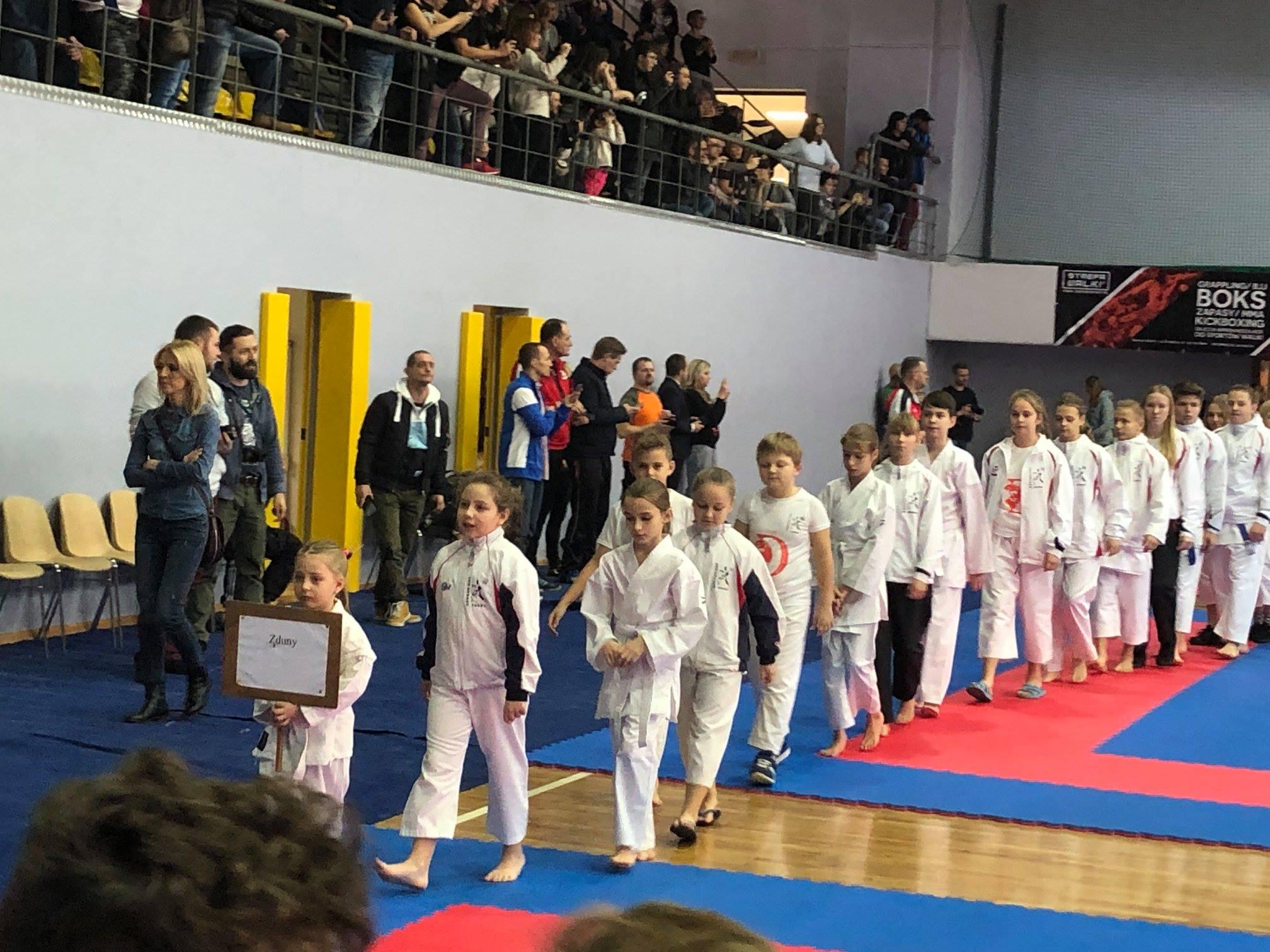 XII Puchar Wielkopolski w Karate WKF – Śrem