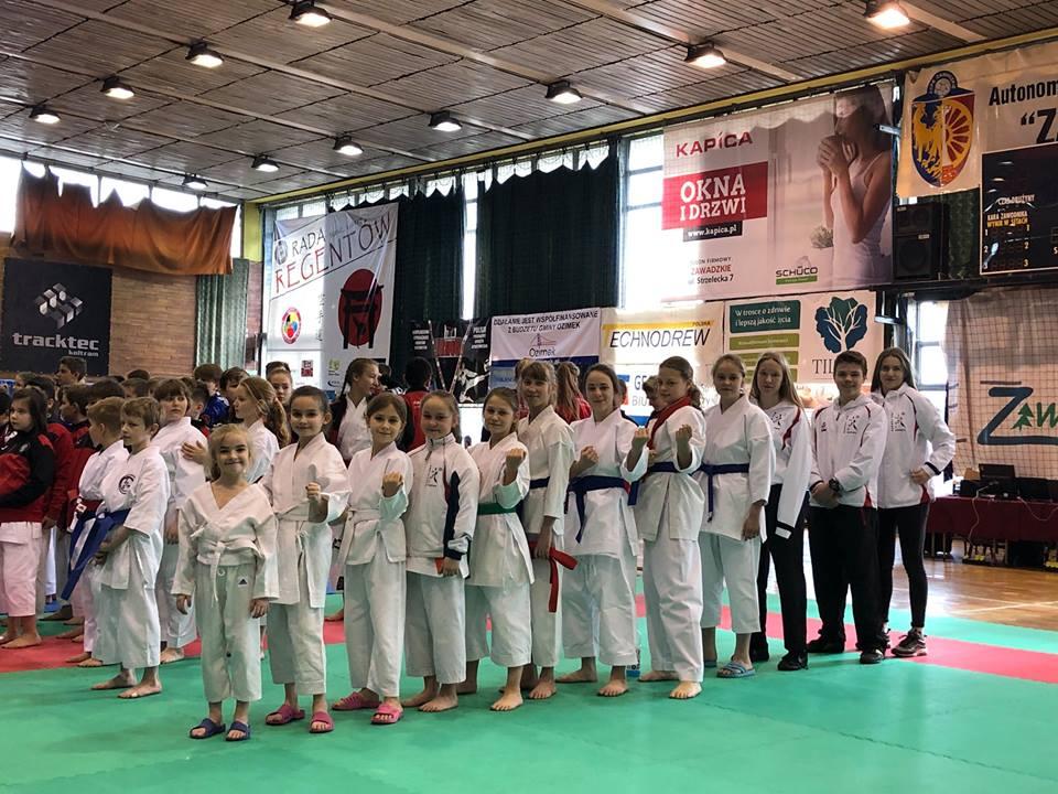 Międzynarodowy Turniej XXV Rada Regentów – Zawadzkie 2019