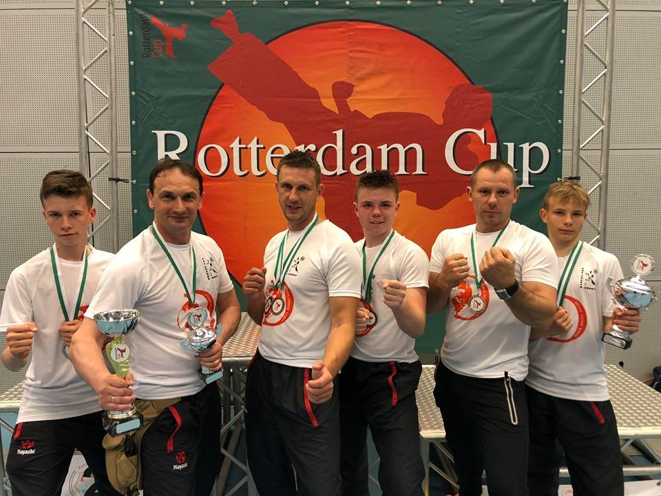 International Rotterdam Cup 2019