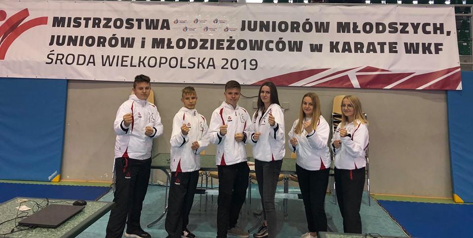 Mistrzostwa PUK Juniorów Młodszych, Juniorów i Młodzieżowców w Karate WKF