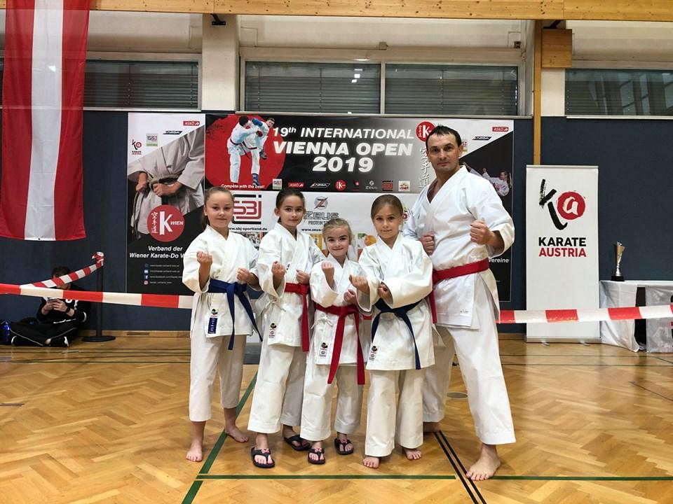 19 International Vienna Open 2019