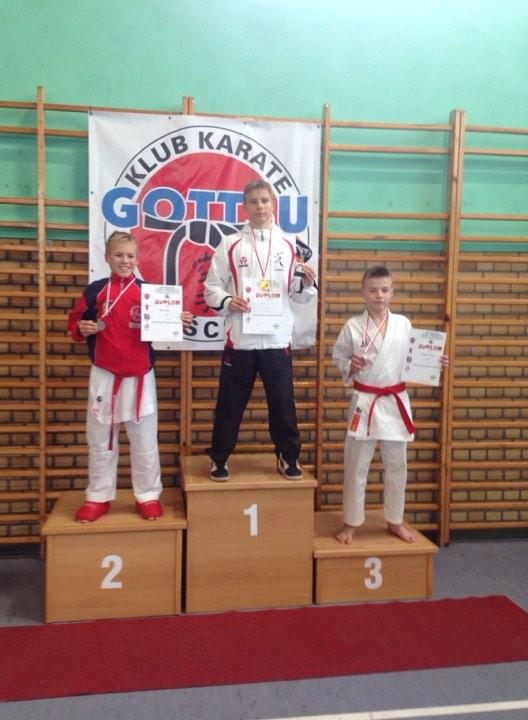 XIII Zawody w Karate Olimpijskim o Puchar Burmistrza Kościana.