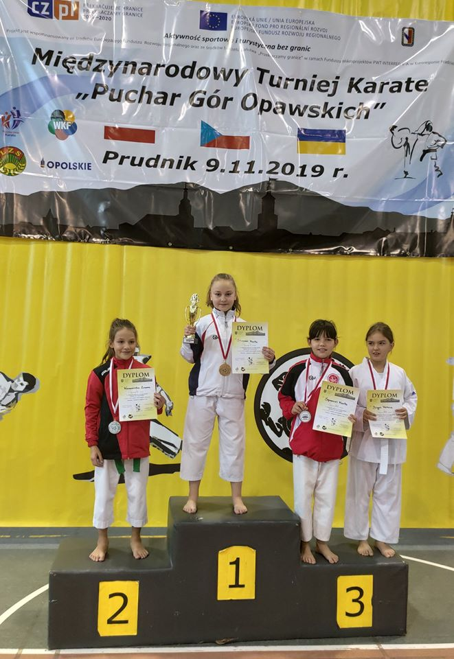 """Międzynarodowy Turniej Karate """"Puchar Gór Opawskich"""""""