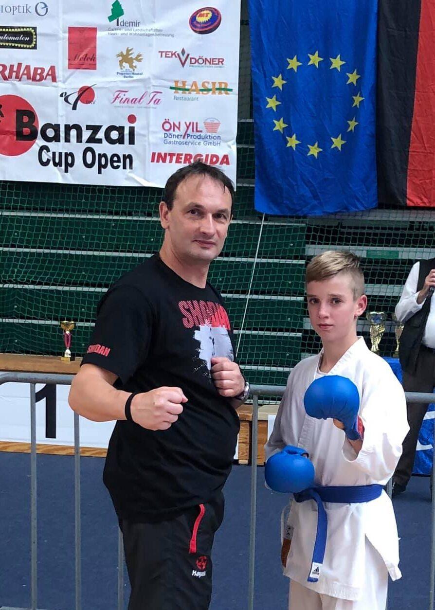 15 International Banzai Cup Berlin 2020