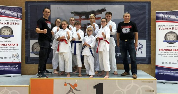 "Ogólnopolski Turniej Karate WKF ""IX YAMABUSHI CUP"""