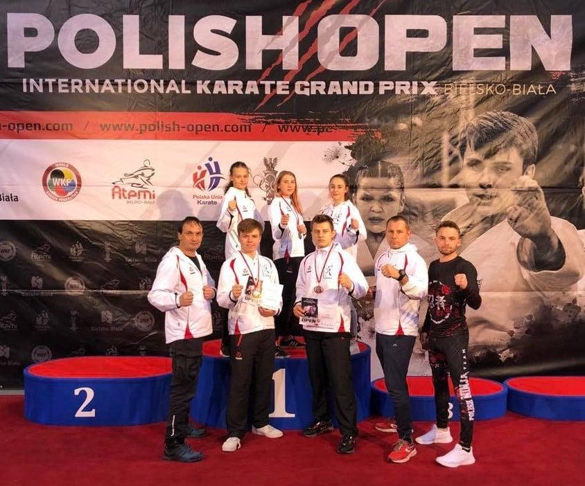 14 Międzynarodowy Polish Open – Bielsko Biała 2020