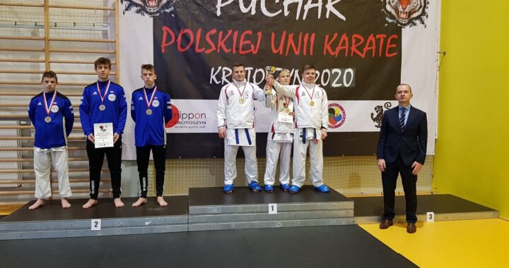 Puchar Polskiej Unii Karate w Krotoszynie