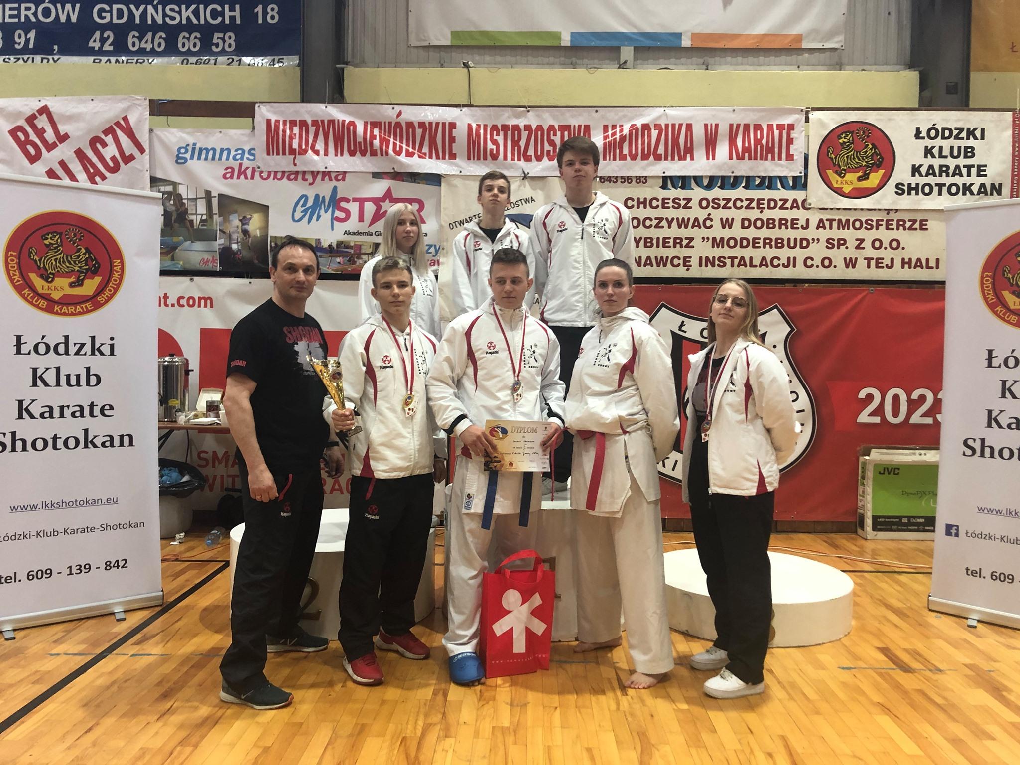 Otwarte Mistrzostwa Łodzi 15.05.2021