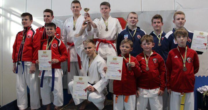 XXVII Ogólnopolski Turniej Karate Dzieci i Młodzieży DRAGON CUP 2021