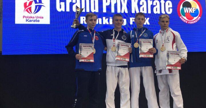 7TH Central Poland Open Grand Prix Karate 2021