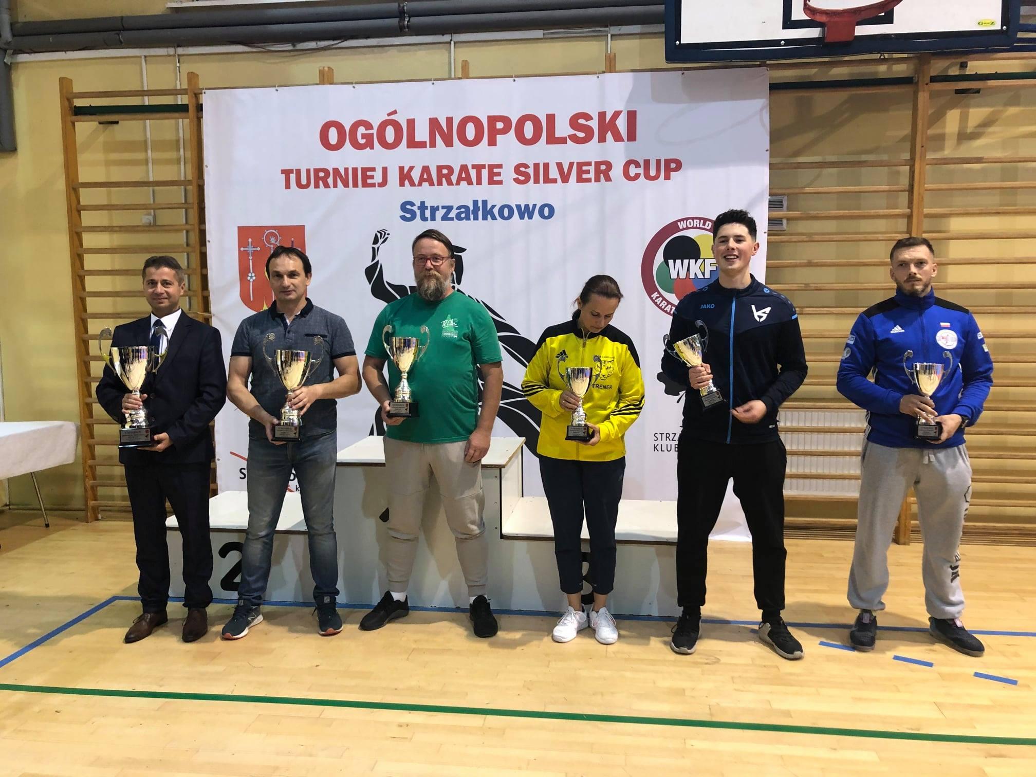 I Ogólnopolski Turniej Karate Silver Cup – Strzałkowo 2021