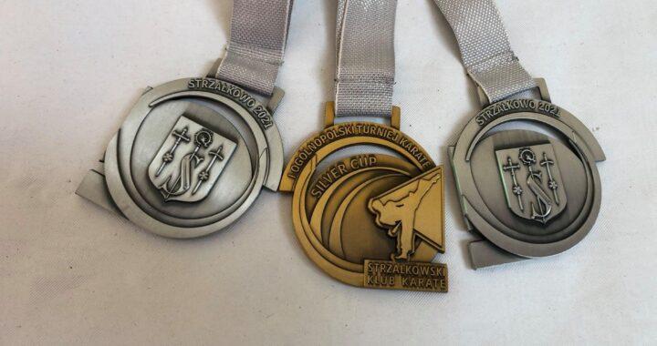 I Ogólnopolski Turniej Karate Silver Cup Strzałkowo 2021