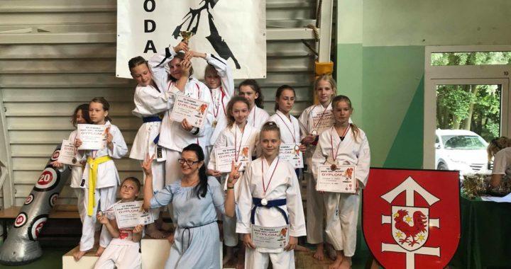 VII Turniej Karate Dzieci i Młodzieży Cieszków