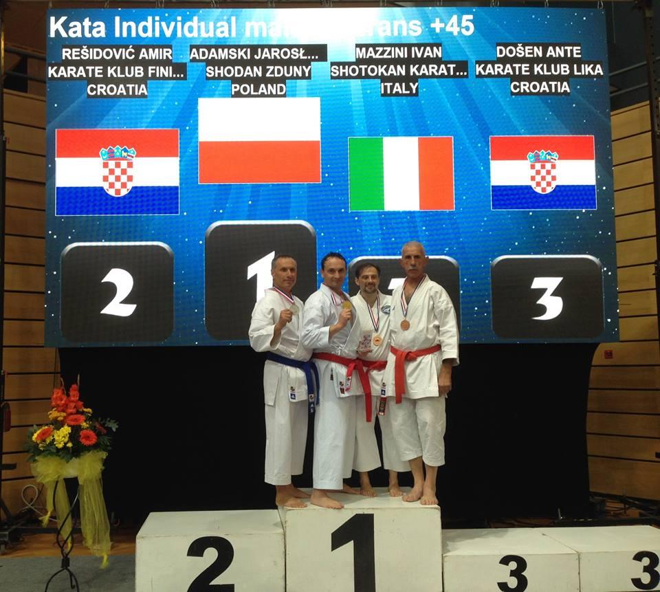 18 International Karate Tournament Croatia Open