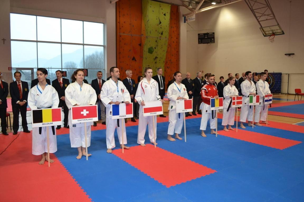 International Karate Tournament Black Belt Cup 2019 Bergamo – Włochy