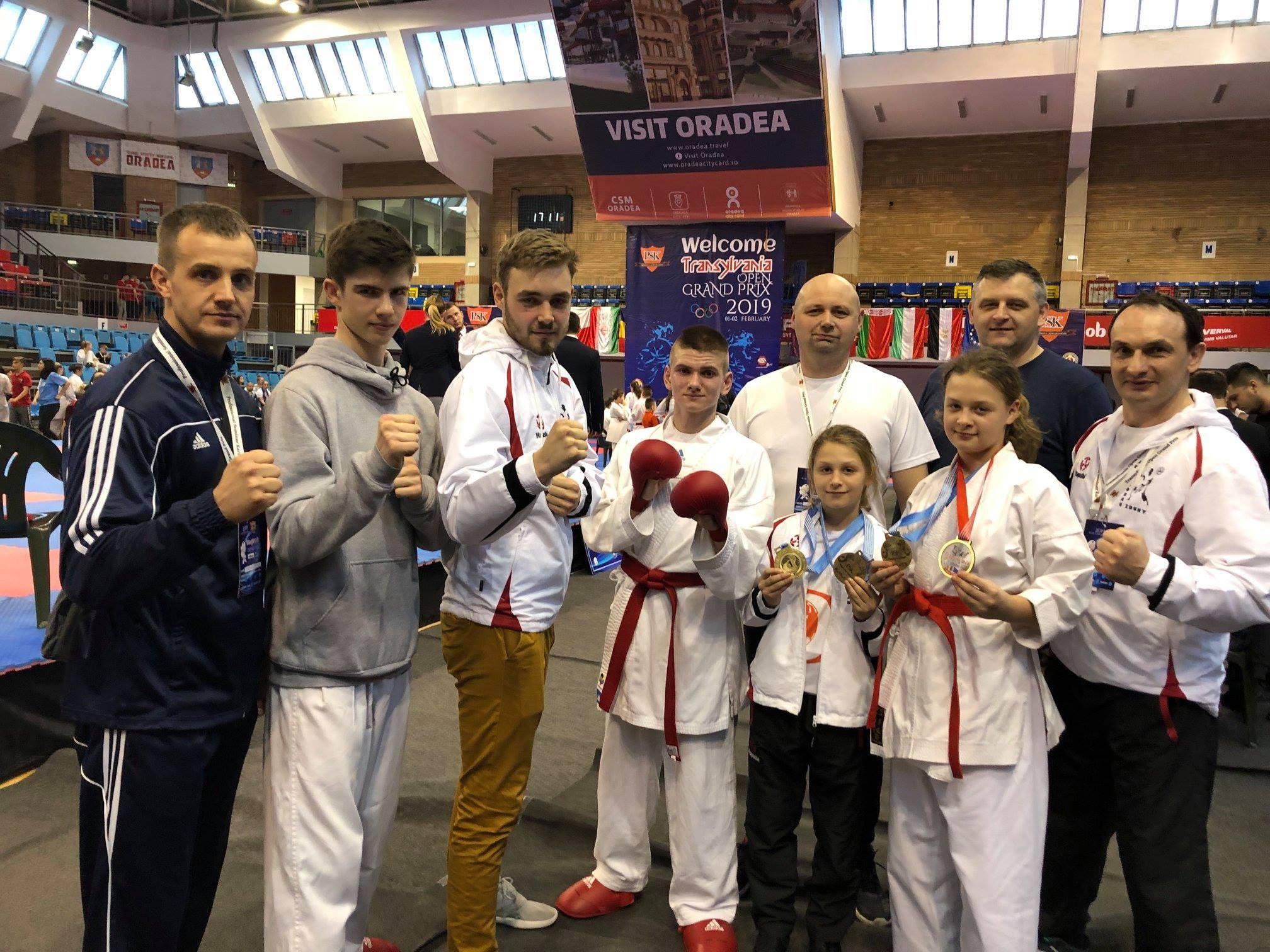 Transylwania Open Grand Prix 2019 – Rumunia