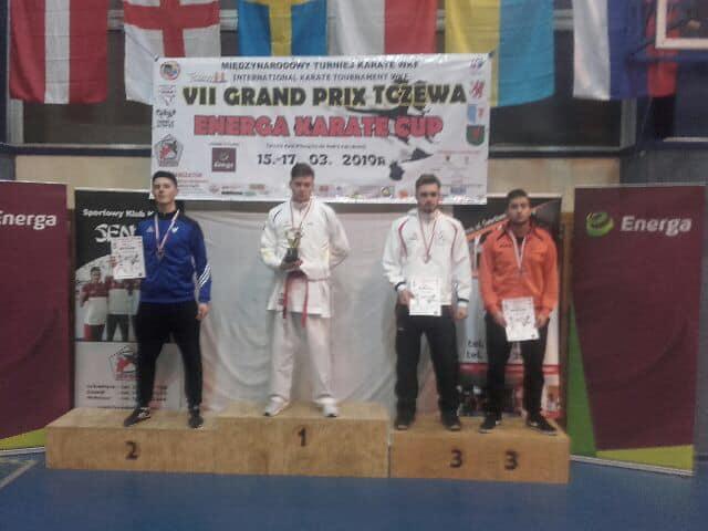 VII ENERGA Karate Cup Tczew