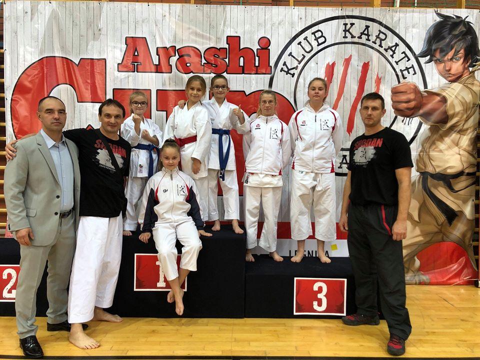 II Arashi Cup – Legnica 2019