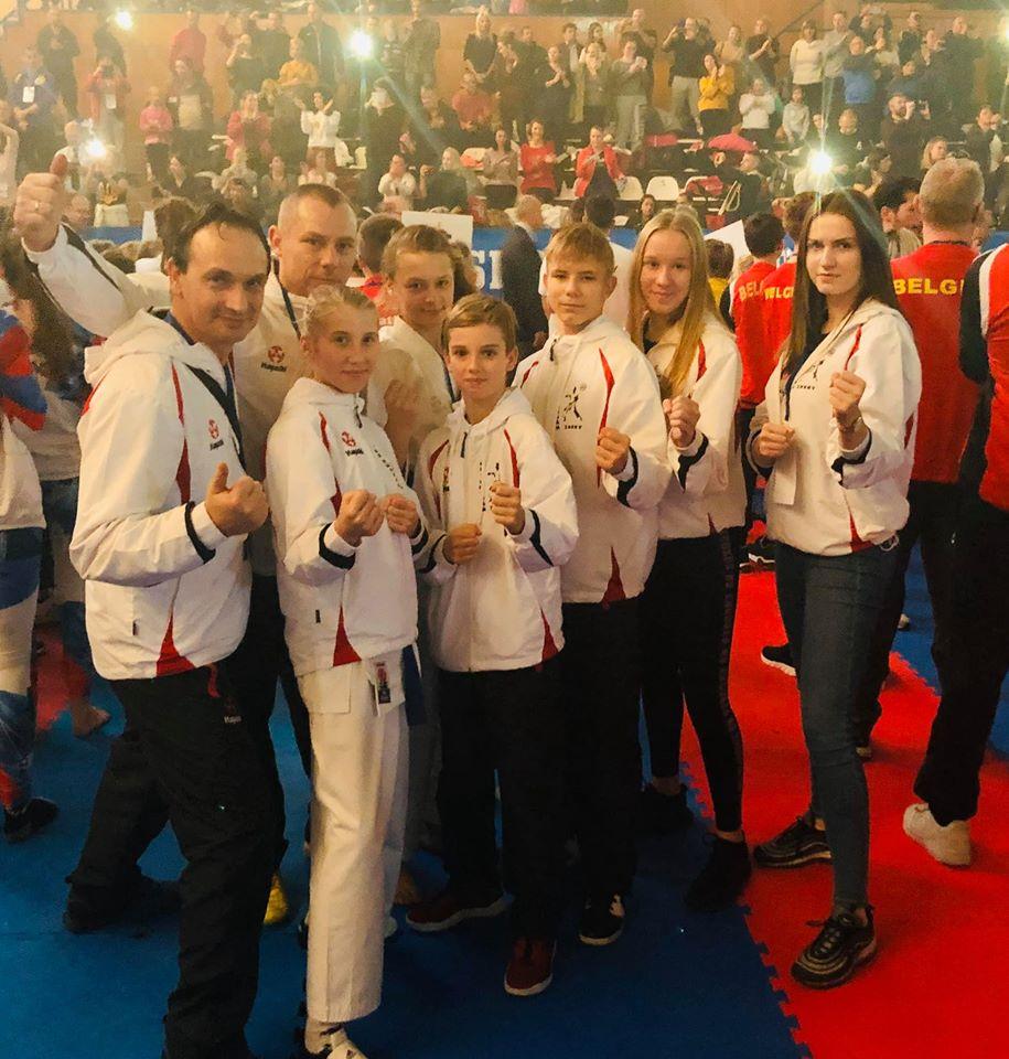 Puchar Mistrzów Cluj Napoca Rumunia