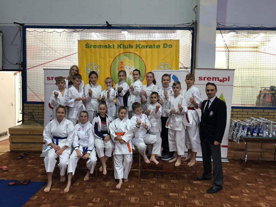 XIII Puchar Wielkopolski w Karate WKF – Śrem