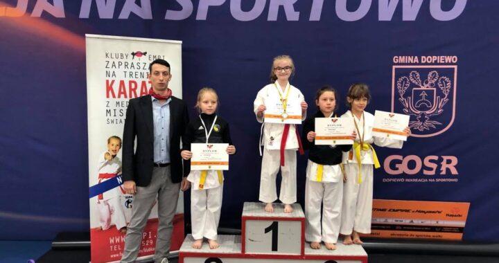 IV Ogólnopolski Turniej Karate WKF – Empi Cup Dopiewo